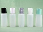 1 oz Natural HDPE Cylinder Bottle 20-410